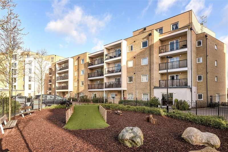 2 Bedrooms Apartment Flat for sale in Bunting House, Coyle Drive, Ickenham, Middlesex, UB10