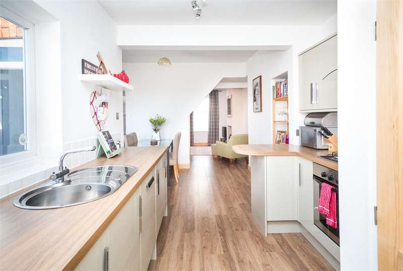 2 Bedrooms Terraced House for sale in Abbey Street, York, YO30