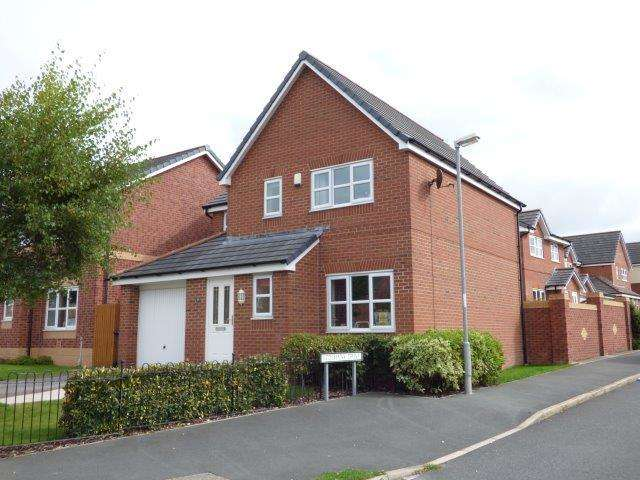4 Bedrooms Detached House for sale in Greenshank Close, Heysham, LA3 2DP