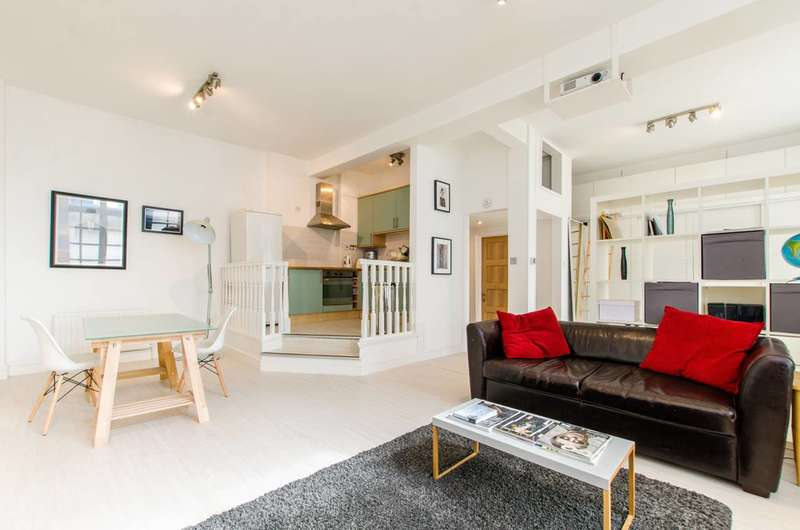 Studio Flat for sale in Hackney Road, Bethnal Green, E2