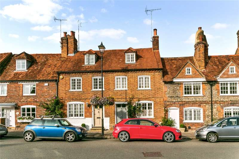 3 Bedrooms Terraced House for sale in High Street, Amersham, Buckinghamshire, HP7