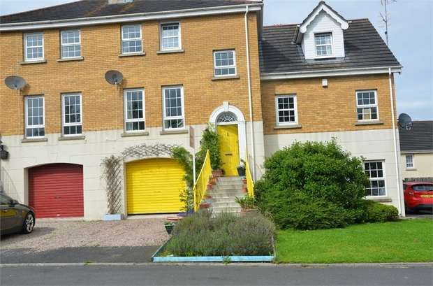 4 Bedrooms Town House for sale in Summerhill, Banbridge, County Down