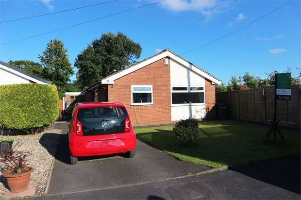 4 Bedrooms Detached Bungalow for sale in Castle Drive, Adlington, Chorley, Lancashire