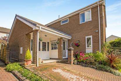 4 Bedrooms Detached House for sale in Glenmore, Chorley, Lancashire