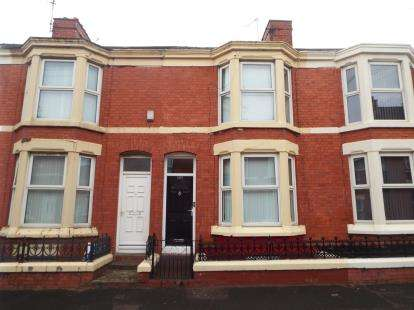 6 Bedrooms House for sale in Adelaide Road, Liverpool, Merseyside, England, L7