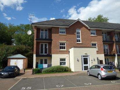 2 Bedrooms Flat for sale in Badgerdale Way, Littleover, Derby, Derbyshire