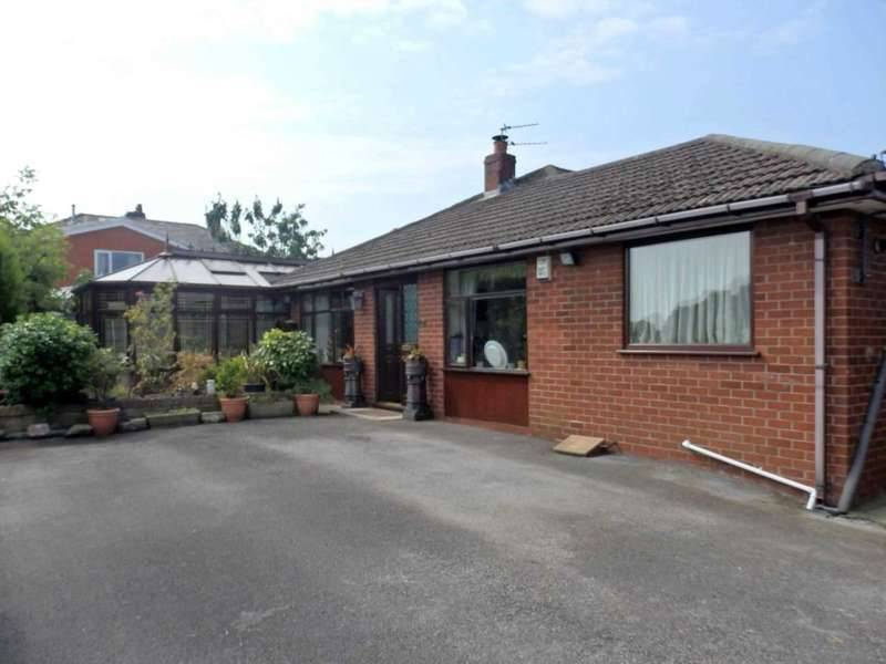 3 Bedrooms Detached Bungalow for sale in Forester Hill Close, Great Lever