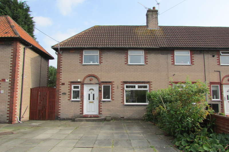 2 Bedrooms End Of Terrace House for sale in Melchett Crescent, Rudheath