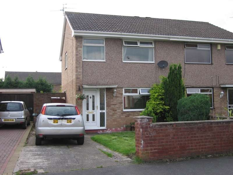 3 Bedrooms Semi Detached House for sale in Budworth Road, Great Sutton