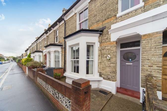 3 Bedrooms Terraced House for sale in Devonshire Road, Chiswick