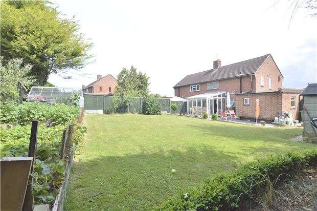 2 Bedrooms Semi Detached House for sale in Tewkesbury, Gloucestershire, GL20 5EE