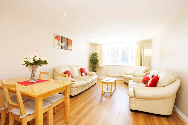 2 Bedrooms Apartment Flat for sale in Boyn Hill Avenue nr Maidenhead Town Station