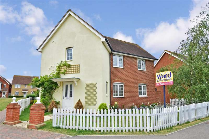 4 Bedrooms Detached House for sale in Barnes Way, Herne Bay, Kent