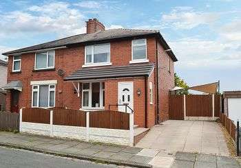 3 Bedrooms Semi Detached House for sale in Laburnum Avenue, Ince, Wigan, WN3 4RB