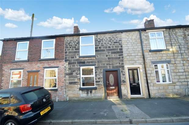 2 Bedrooms Cottage House for sale in Lumn Road, Hyde, Greater Manchester