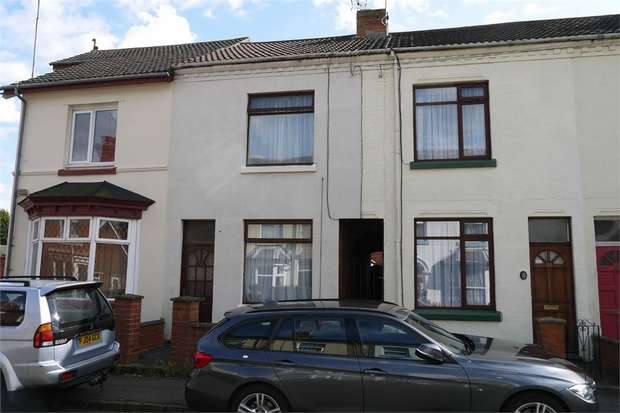 3 Bedrooms Terraced House for sale in Granville Street, Market Harborough, Leicestershire