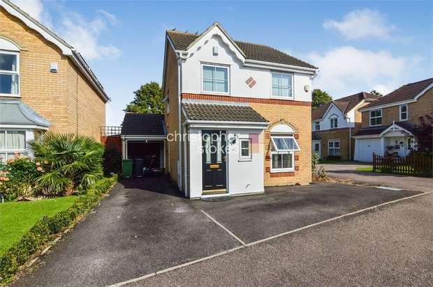 3 Bedrooms Detached House for sale in Norwood Road, Cheshunt, Hertfordshire