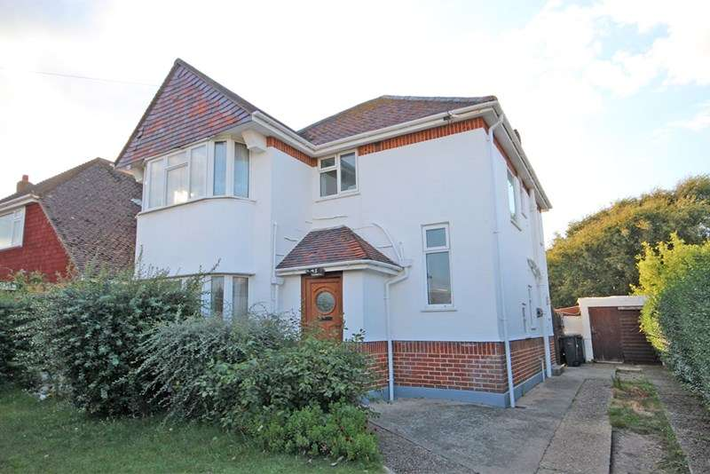 3 Bedrooms Detached House for sale in Harbour Road, Hengistbury Head, Bournemouth