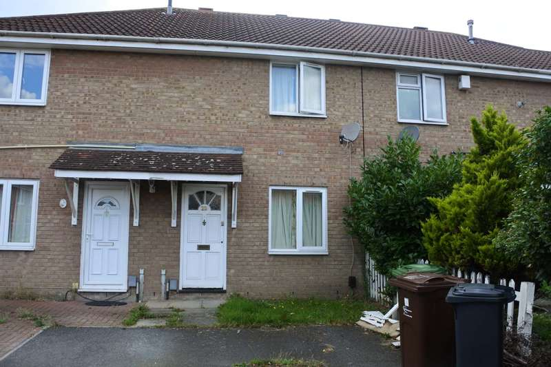 2 Bedrooms Terraced House for sale in Blossom Close, Dagenham