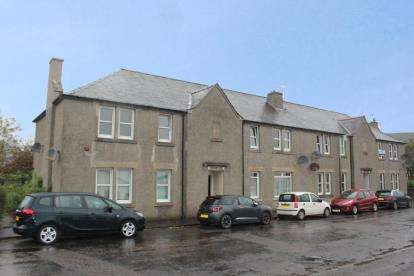 2 Bedrooms Flat for sale in Colquhoun Street, Stirling