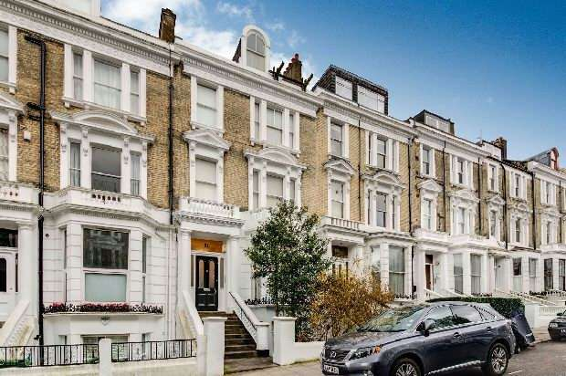 7 Bedrooms Unique Property for sale in Belsize Crescent, Belsize Park, NW3