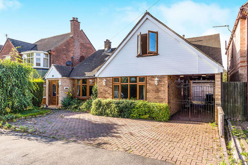 4 Bedrooms Detached House for sale in Barton Road, Barlestone, Nuneaton, CV13