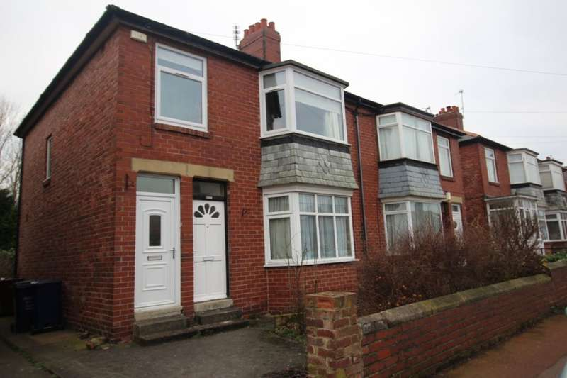 2 Bedrooms Flat for sale in Sackville Road, Newcastle Upon Tyne, NE6