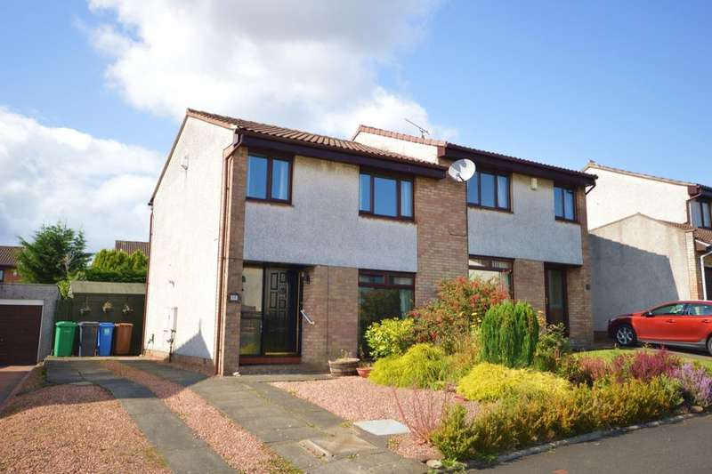 3 Bedrooms Semi Detached House for sale in Prestonfield Drive, Kirkcaldy, KY2
