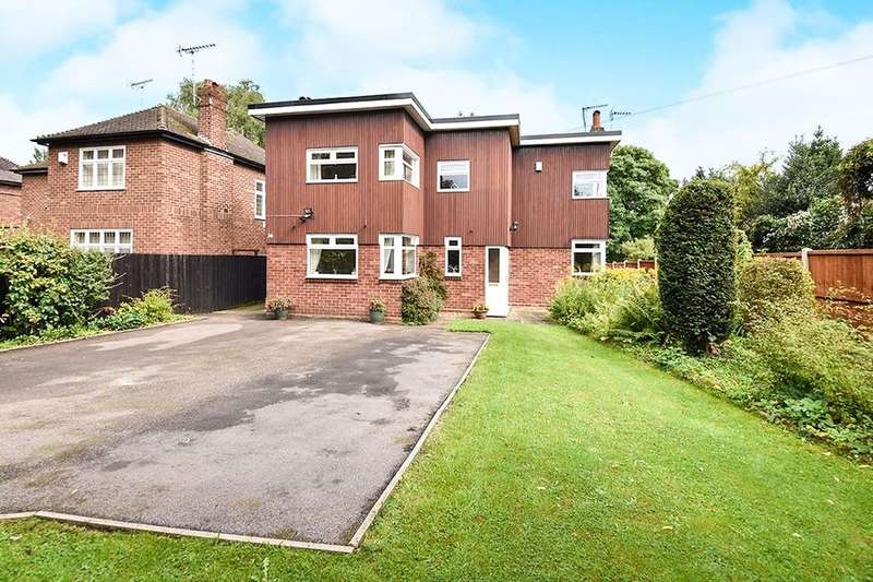 3 Bedrooms Detached House for sale in Rolleston Road, Burton-On-Trent, DE13