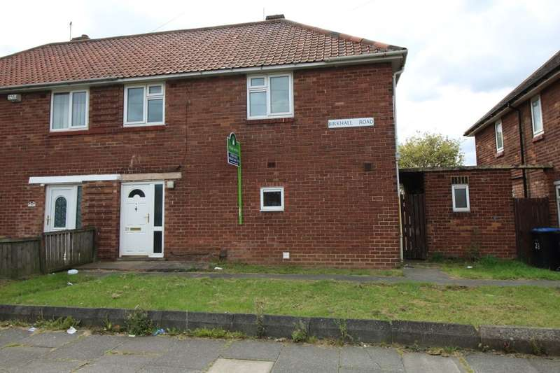 3 Bedrooms Semi Detached House for sale in Birkhall Road, Middlesbrough, TS3
