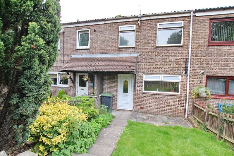 3 Bedrooms Terraced House for sale in Minerva Close, Waterlooville, Hampshire, PO7