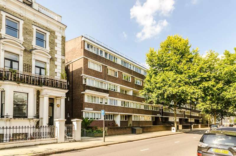 4 Bedrooms Maisonette Flat for sale in Finborough Road, Chelsea, SW10