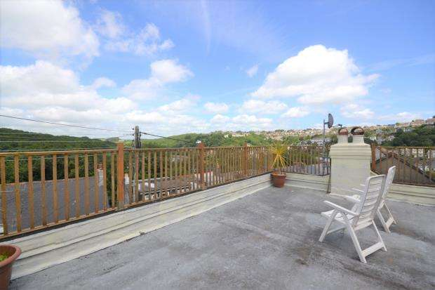 3 Bedrooms Detached House for sale in West Road, Looe, Cornwall