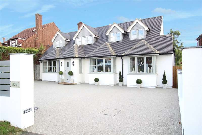 4 Bedrooms Detached House for sale in Watford Road, St. Albans, Hertfordshire, AL2