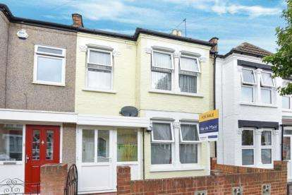 3 Bedrooms Terraced House for sale in Blandford Road, Beckenham
