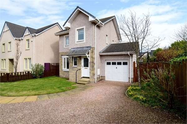 3 Bedrooms Detached House for sale in Macnab Avenue, Montrose, Angus