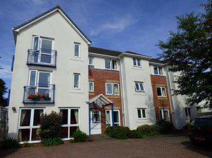 1 Bedroom Retirement Property for sale in Cowick Street, Exeter, Devon