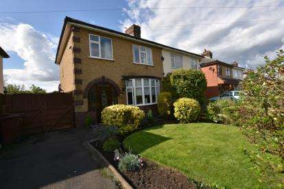 3 Bedrooms Semi Detached House for sale in Brownhill Rd, Brownhill, Blackburn, Lancashire