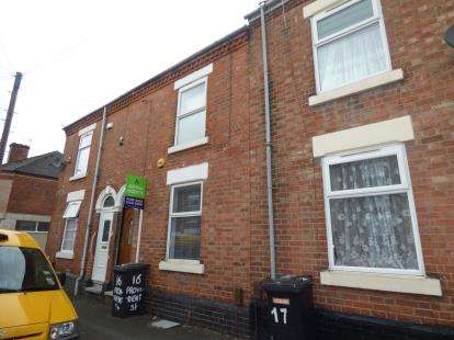 3 Bedrooms Terraced House for sale in Provident Street, Derby, Derbyshire