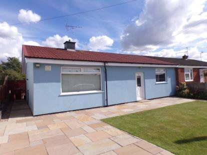 3 Bedrooms Bungalow for sale in Milldale Road, Spondon, Derby, Derbyshire