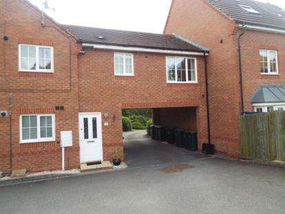 1 Bedroom Flat for sale in Lowfield Road, Coventry, West Midlands