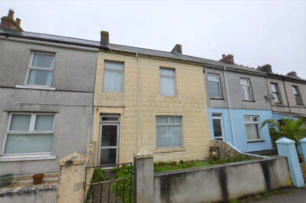 3 Bedrooms Terraced House for sale in North Roskear Road, Tuckingmill, Camborne, Cornwall
