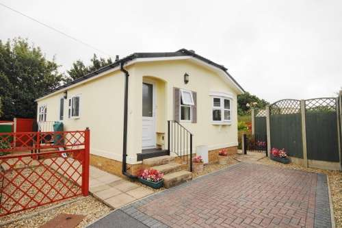 2 Bedrooms Park Home Mobile Home for sale in Roi Mar, Bournemouth