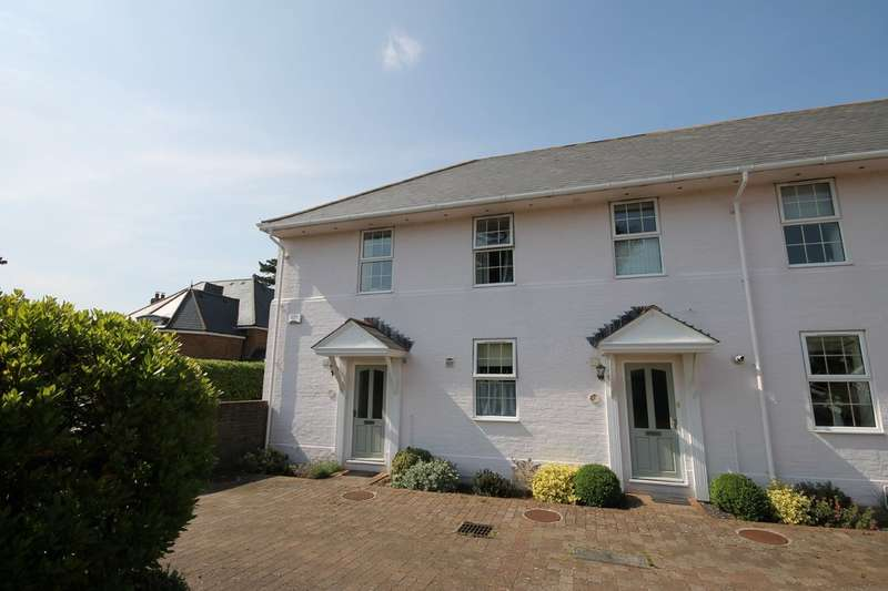 3 Bedrooms End Of Terrace House for sale in Yarmouth, Isle of Wight