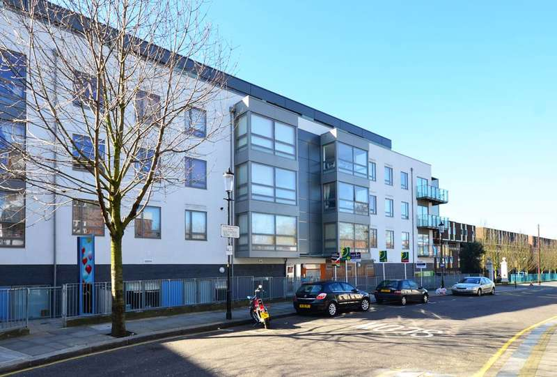 2 Bedrooms Flat for sale in Southern Row, North Kensington, W10