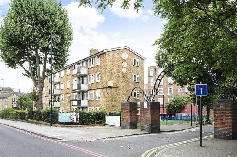 1 Bedroom Flat for sale in Homerton High Street, Homerton, E9