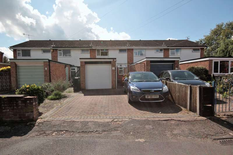 3 Bedrooms Terraced House for sale in Crown Street, Barbourne, Worcester, WR3