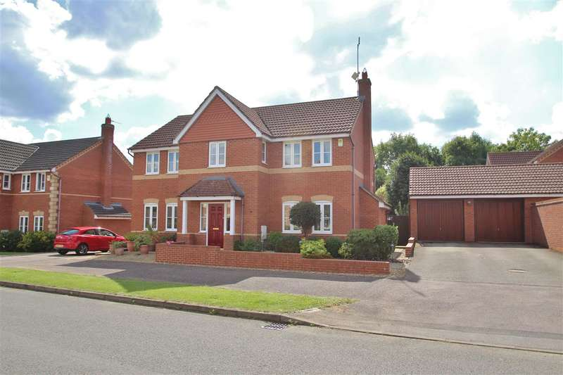 5 Bedrooms Detached House for sale in Cotswolds Way, Calvert Green