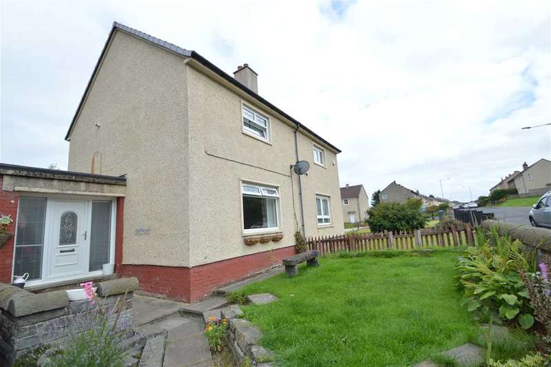 2 Bedrooms Semi Detached House for sale in Comely Bank, Hamilton