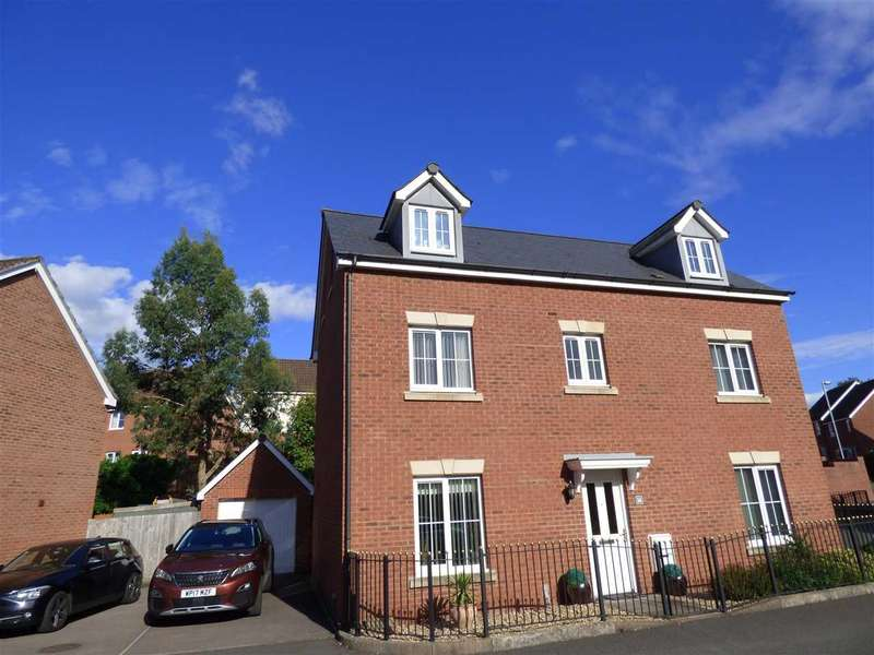 6 Bedrooms Detached House for sale in James Stephens Way, Chepstow